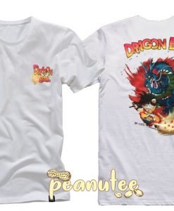 1986 Dragon Ball T Shirt