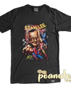 A Tribute to Stan Lee T Shirt