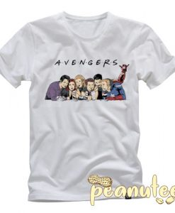 All Super Hero Avenger T Shirt