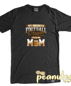American Football Player Mom T Shirt
