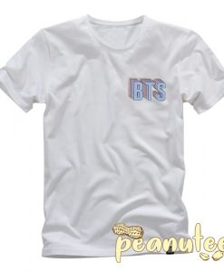 BTS Pocket T Shirt