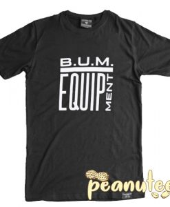 BUM Equipment Basic Logo T Shirt
