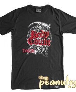 Body Count T Shirt