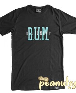 Bum Equipment Athletic Logo T Shirt