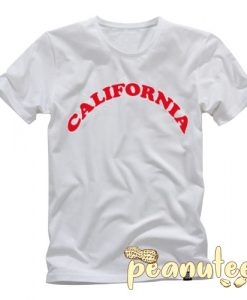 California Letter T Shirt