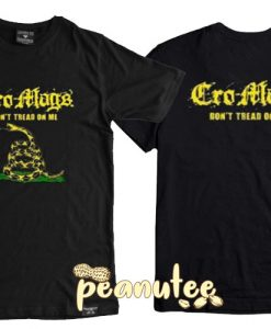 Cro Mags Dont Tread On Me T Shirt