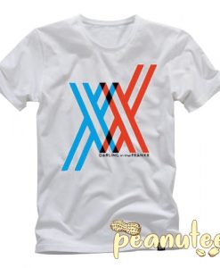 Darling In The Franxx Logo T Shirt