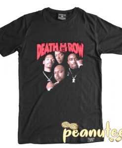 Death Row Tupac T Shirt