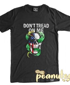 Don't Tread On Me American Snake T Shirt