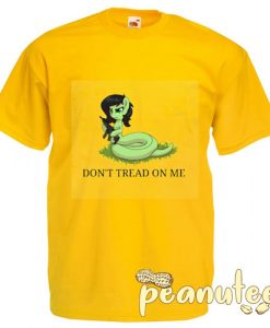 Don't Tread On Me Little Pony T Shirt
