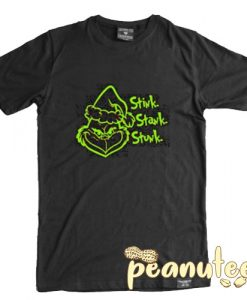 Grinch Green T Shirt
