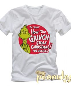 Grinch Stole Christmas T Shirt