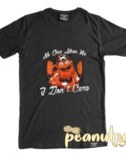 Gritty I Don't Care T Shirt