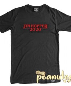 Jim Hopper 2020 T Shirt