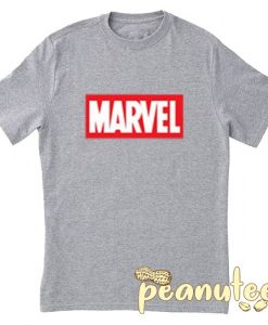 Marvel Basic Logo T Shirt