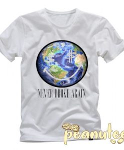 Never Broke Again World Wide T Shirt