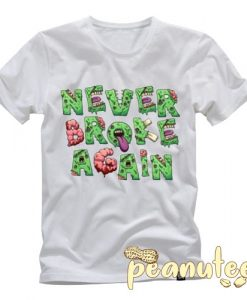 Never Broke Again Zombie T Shirt