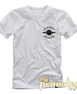 Planet Beach Logo T Shirt