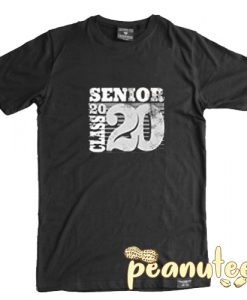 Senior Class of 2020 T Shirt