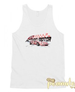 Action Motor Tank Top