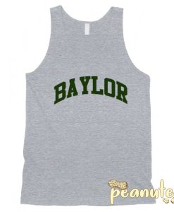 Baylor Tank Top Men And Women