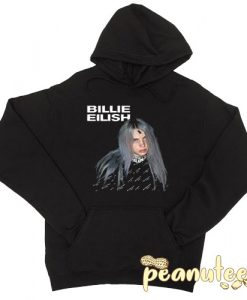 Billie Eilish Girls Hipster Hoodie pullover