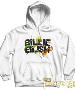 Billie Eilish UO Exclusive Logo Hoodie