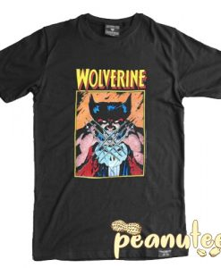 1989 Marvel Wolverine T Shirt