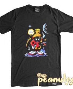 1992 Marvin The Martian Looney Tunes T Shirt
