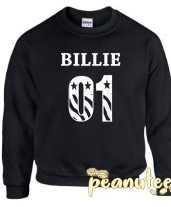 Billie Eilish 01 Unisex Sweatshirts