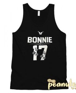 Bonnie Clyde Flower Number Tank Top Men And Women