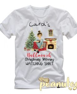 Carol's This is My Hallmark Christmas T Shirt