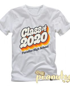 Class of 2020 Retro T Shirt