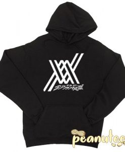 Darling in The Franxx Cosplay Hoodie pullover