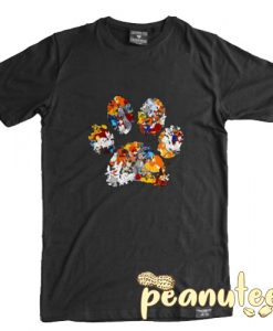 Disney Dog Foot T Shirt