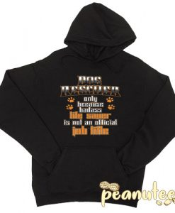 Dog Rescuer Hoodie pullover