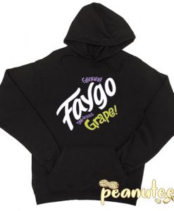 Faygo Grape Hoodie pullover