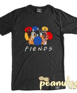 Friends Horror Movie Halloween T Shirt