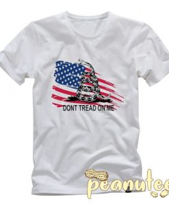 Gadsden Flag Don't Tread On Me T Shirt