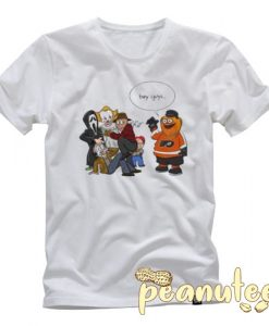 Gritty Say Hi T Shirt