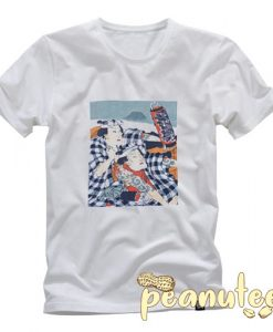 Japanese art T Shirt