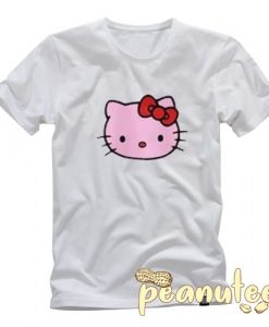 Kitty Head T Shirt