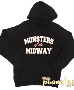 Monster Of The Midway Hoodie pullover