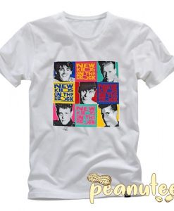 New Kids on the Block World Concert Tour T Shirt