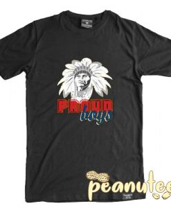 Proud Boys Indian T Shirt