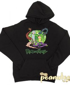 Rick And Morty Hoodie pullover