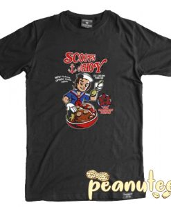 Scoops Ahoy The Best Ice Cream T Shirt