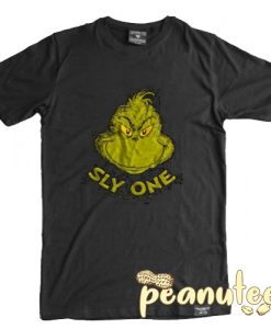 Sly One Grinch T Shirt