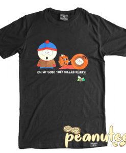 South Park Oh My God They Killed Kenny T Shirt