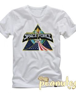 Space Force President Trump T Shirt